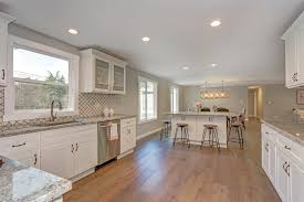 Kitchen Countertops And Backsplash Pictures Custom Granite Countertops Standard Vs Height