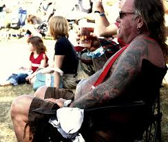 Clean Tattoo Man