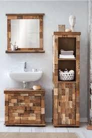 woodkings bad waschbeckenunterschrank patna altholz möbel