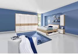 schlafzimmer in weiß eichefarben