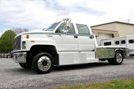 Kodiak Truck Sleeper Cab 4x4