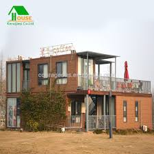 100 Container Shipping House Tiny Beach Cabin Van Buy VanEasy AssembledSteel Frame Product On Alibabacom