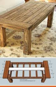 10 best coffee table plans images on pinterest diy coffee table