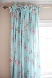 Simply Shabby Chic Curtains Pink by Curtain Simply Shabby Chicac2ae Cabbage Rose Window Panels In Pink