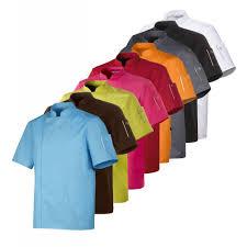 pantalon de cuisine robur veste de cuisine polyester et coton nero robur
