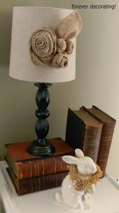 Burlap Lamp Shades Target by Best 25 Decorate Lampshade Ideas On Pinterest Flowers With