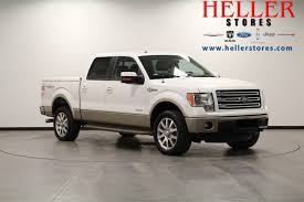 100 King Ranch Trucks For Sale PreOwned 2013 D F150 Crew Cab Pickup In El Paso