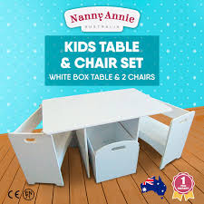 Kids Compact Table And Chair Set With Storage WHITE EBay, Kids White ... Kids Childrens Pnic Bench Table Set Outdoor Fniture Ebay Pier Toddler Play And Chair The Land Of Nod Modern Study 179303 Child Desk 29 20 Rolling Platform Bedroom Sets Ebay Modern Fniture And Kids Ideas Wooden Folding Chairs Best Home Decoration Peaceful Design Ikea Plastic Garden Tables Oxgord For Toy Activity Incredible Inspiration Dorel 3 Piece Kid S Titokk 2 Square