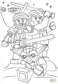 Click The Lego Star Wars Clone Coloring Pages