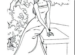 Disney Princess Coloring Pages Rapunzel Printable Photo And To Print Free Tangled