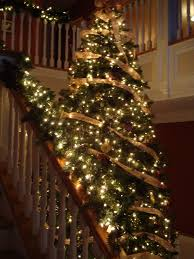 Make Your Own Garland For Less Than $5! Unoriginal Mom Staircase ... Christmas Decorating Ideas For Porch Railings Rainforest Islands Christmas Garlands With Lights For Stairs Happy Holidays Banister Garland Staircase Idea Via The Diy Village Decorations Beautiful Using Red And Decor You Adore Mantels Vignettesa Quick Way To Add 25 Unique Garland Stairs On Pinterest Holiday Baby Nursery Inspiring The Stockings Were Hung Part Staircase 10 Best Ideas Design My Cozy Home Tour Kelly Elko