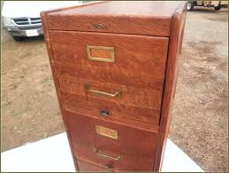Three Drawer Filing Cabinet Wood by Furniture Fireproof File Cabinet For Nice Office Room Storage