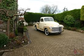 100 1951 Chevy Truck 3100 Stepside 5 Window Pickup Show Condition