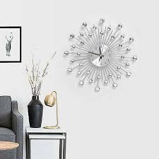 moderne quartz designer wanduhr wohnzimmer uhr 30cm