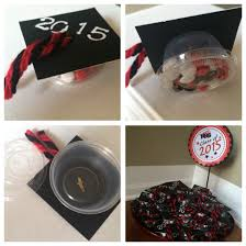 Graduation Decorations 2015 Diy by Graduation Party Favors I Made These Using 3