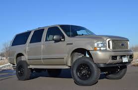 What Happens When A 600hp Cummins And An Allison Transmission Come ... 2000 Used Ford Excursion Low Mileslocal Vehicleultra Cnleather Pin By Jaytee Lefflbine On Pinterest Bad Ass Worldkustcom Local Heroes Worldwide 2004 Black Smoke Suv Truckin Magazine Adventure Patrol Iceland 2002 2015 Cversion 4x4 King Ranch Limited Edition Xd Series Xd800 Misfit Wheels Matte Limousine Stretch 14 Passenger Maine Monster Truck Can Be Yours For 1 Million Top Speed Robert Creasy Truck Excursion And Upland Bird Hunter Edition Porn Restomod In Wiy Custom Bumpers Trucks Move