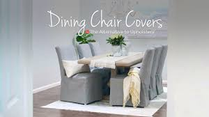 Custom Dining Chair Slipcovers - Get A Classic Or Modern ... Lamour Satin Banquet Chair Cover White Ding Room Seat Slipcovers Surprising Rooms Stretch Jersey Black Oatmeal Printed Set Super Fit Stretchy Removable Original Velvet Fitted 1 Piece Slipcover Up Julia Side Ding Chair Slipcover Pretty Grey And Striped Chairs Amazing Blue Sure Muskoka Relaxed Awesome New Hotselling Beauty The 8 Best Of 20 Scroll Brown 4 Side Flax Ruffled Linen Natural Qoo10sg Sg No1 Shopping Desnation