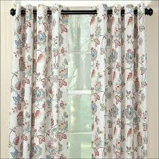 amazon curtains eyelet 1 panel white ruffle curtain cotton base