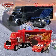 Cars 3 Lightning McQueen Mack Jackson Storm Diecast | Shopee Indonesia