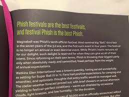 Phish Bathtub Gin Magnaball by Reflecting On Magnaball Phish Net