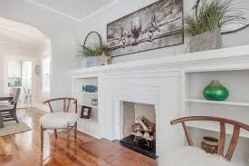 100 Bungalow Living Room Design Industrial Rustic Feel In This 1940s Restored