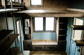 100 Tiny House On Wheels Interior The Rook High End