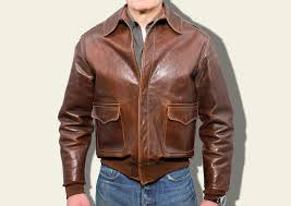 eastman leather clothing a 2 jacket rough wear clo co 27752
