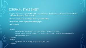 Text Decoration Underline Thickness by Cascading Style Sheets Css Ppt Download