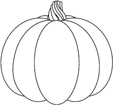 Pumpkin black and white pumpkin clipart black and white 3