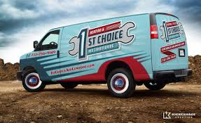 Best Truck Wraps And Fleet Branding From KickCharge Creative ...