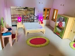 puppenhaus playmobil puppenhaus 5309 schlafzimmer mit
