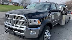 100 Ramp Truck Car Hauler My New 2018 Ram 4500 Hodges Custom