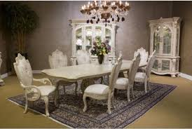 Michael Amini Living Room Sets by Villa Di Como Dining Room Collection By Michael Amini Moonlight Finish