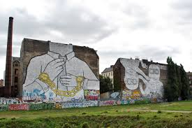 street artist blu the mural legend in berlin photos and report