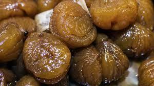 cuisiner des marrons frais recette des marrons glacés pour gonzague