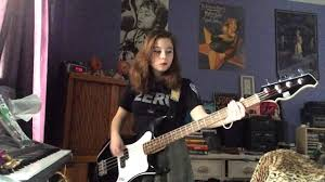 Smashing Pumpkins Cherub Rock Bass Tab by Bullet With Butterfly Wings Bass Cover Youtube