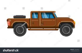 Brown Pickup Truck Vehicle Pickup Car Stock Vector (Royalty Free ... Old American Blue Pickup Truck Vector Illustration Of Two Cartoon Vintage Pickup Truck Outline Drawings One Red And Blue Icon Cartoon Stock Juliarstudio 146053963 Cattle Car Farming Delivery Riding Car Royalty Free Image Cute Driving With A Christmas Tree Art Isolated On Trucks Download Clip On 3 3d Model 15 Obj Oth Max Fbx 3ds Free3d White Background