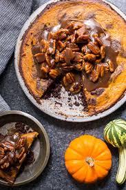 Epicurious Pumpkin Pie by Bourbon Brownie Pumpkin Pie In The Little Red Kitchen