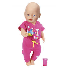 Amazoncom Baby Annabell 700136 Learns To Walk Doll Toys Games