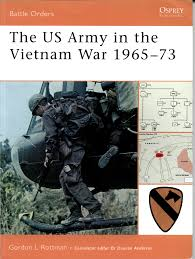 The US Army In Vietnam War 1965 73
