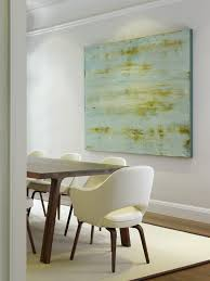 San Francisco Painting High With Traditional Single Panel Curtains Dining Room Contemporary And Artwork
