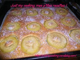 dessert au pomme rapide tranches fondantes aux pommes just my cooking mes p tites