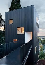 104 House Tower Benjamin Waechter Architect Archdaily