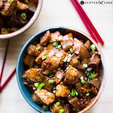 Spicy Chicken Eggplant Stir Fry 4