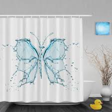 Butterfly Curtain Rod Kohls by Coffee Tables Washing Vinyl Shower Curtains White Shower Curtain
