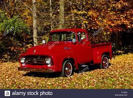 100 F100 Ford Truck 1956 Pickup Stock Photo 35073921 Alamy