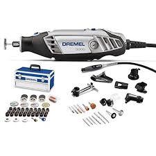 dremel 3000 n 10 rotary multi tool set grey 75 accessories