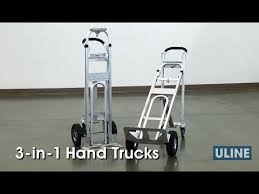 Uline 3 In 1 Hand Trucks