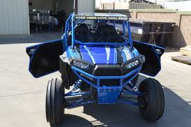 TMW Offroad SIDEWINDER Doors For Polaris RZR XP 4 1000 Bad