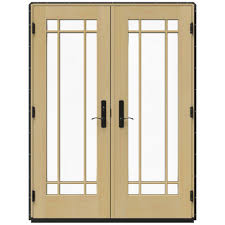 Outswinging French Patio Doors by Jeld Wen French Patio Door Patio Doors Exterior Doors The